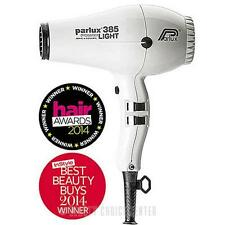 Parlux 385 PowerLight Ionic and Ceramic Hair Dryer - White