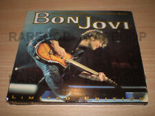 Bon Jovi Interview Disc & Fully Illustrated Book by Bill Bateman (CD) [No Music]