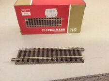Fleischmann Two-Rail System HO Scale Model Train Tracks