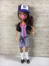Clawdeen Wolf Monster High Doll Physical Deaducation Baseball Doll