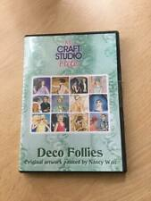 My Craft Studio Elite - Deco Follies CD