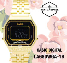 Casio Classic Series Digital Watch LA680WGA-1B