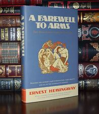 A Farewell to Arms by Ernest Hemingway Brand New Collectible Hardcover Gift Ed.