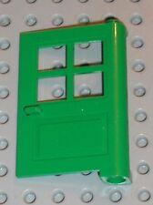 Porte verte LEGO green door 3861 / set 9650 4535 10015 10173 6765 ...