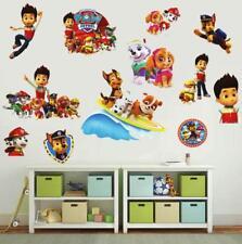 NEW PAW Patrol Chase Zuma Rocky Removable Wall Sticker Decal Kids Home Decor USA