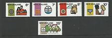 1976 Anniversaries Set of 5 Mint Light Hinged Set
