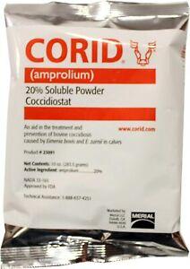 Huvepharma Corid 20% Soluble Powder for Calves