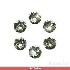 Swarovski 1088 Crystal XIRIUS Chatons Chrysolite Foil Back SS29 6mm (D101/12)