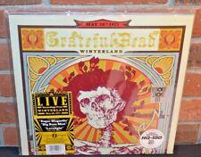 GRATEFUL DEAD - Winterland 1971, Ltd RSD 180G 2LP BLACK VINYL Gatefold NEW!