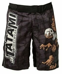 MMA Fighting Shorts Training Pants Boxing Tiger Muay Thai Kickboxing Martial Art