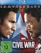 MARVEL - Captain America - Civil War - Blu-Ray - Top!!!