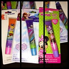 Disney Lot Of 3 Lip Gloss. See Details Free Mini Bags.
