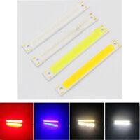 60x8mm 1W COB Strip LED Source de Lumière Bar Lampe DIY Super Lumineux