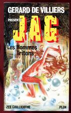 ZEB CHILLICOTHE: JAG N°3. PRESSES DE LA CITE. 1985.