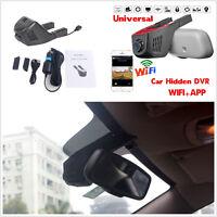 New Car Hidden HD 1080P WIFI DVR Car Camera Video Recorder Dash Cam Night Vision