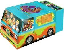 SCOOBY DOO Scooby-Doo The Mystery Machine 10 DVD BOXSET - Region 2 - NEW SEALED