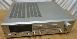 Denon DRA-350 Stereo Integrated Receiver Amplifier  AM/FM 4 Inputs Inc Phono GWO