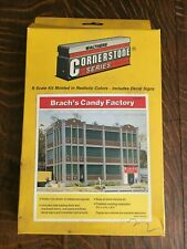 Walthers Cornerstone N Scale Kit Brach's Candy Factory - Complete & Unassembled
