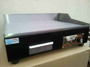 New Commercial Electric Griddle Smooth - 55 cm With Free Shipping