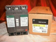 General Electric / GE TED136YT150 MOLDED CASE SWITCH