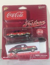 JOHNNY LIGHINING COCA-COLA FESTOON COLLECTION CUSTOM 1950 BUICK SEDANETTE+TIN B