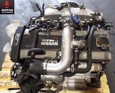 NISSAN SKYLINE R33 SPEC 1 RB25DET TURBO ENGINE 1993-1998
