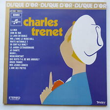 CHARLES TRENET Disque d or 2C066 16054