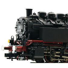 BR 81 class 0-8-0 Tendersteam locomotive DB with factory weathering Fleischmann