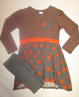 Girls dress tunic legging set ex store M * S age 2 3 4 5 6 7 years NEW!