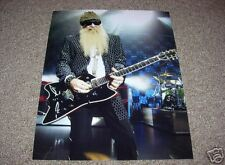 Billy Gibbons Zz Top 11x14 Cool Live Guitar Photo #6