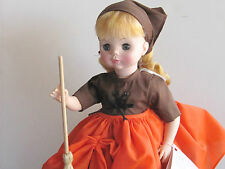 """Madame Alexander Poor Cinderella 14"""" with Stand, Excellent Condition with Box"""