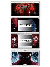 Spiderman Vinyle Peau Sticker Pour Nintendo DSi