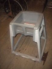 Lot of 2 high chairs and 3 toddler booster chairs - MUST SELL! SEND ANY ANY OFER