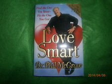 Book  Love Smart -Companion-Phil McGraw PhD New HC DJ 2005 Find or Fix one