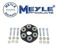 For Mercedes W124 190D W201 W211 Front Drive Shaft Flex Joint Kit w/ Bolts Meyle