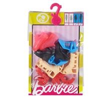 BARBIE FCR93 SCARPE MATTEL 2016