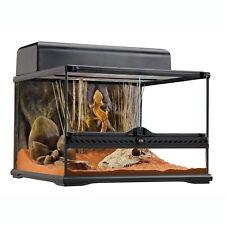 Exo Terra Natural Terrarium - Advanced Reptile Habitat, Low 45 x 45 x 30cm