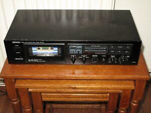 Denon DR-M07 HiFi Stereo Cassette Deck, Cassette Recorder Dolby