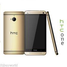 "Original 4.7""HTC ONE M7 32GB+2 1080P 3G Android MobilePhone Teléfono Unlocked EU"