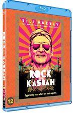 Rock the Kasbah Blu Ray (Region B)