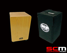 MATCHING PADDED BAG CAJON MP985 Maple WOODEN RHYTHM BOX DRUM by MANO PERCUSSION