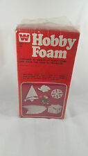 Sealed Whitman Hobby Foam Craft Series #4975 1973