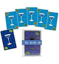 New nwt martini playing cards sealed in case