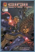 Sigil #3 (Sep 2000, CrossGen [CGE]) Barbara Kesel, Ben Lai