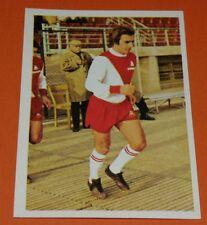 111 PASTORIZZA AS MONACO LOUIS II AGEDUCATIFS FOOTBALL 1973-1974 73-74 PANINI