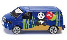 "Siku VW TRANSPORTER ""SUPER SERIE"" NEU OVP 1338 Panda Bär"