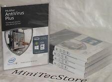 McAfee Antivirus Plus Unlimited Devices for 1 Year  New Sealed