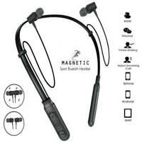 Wireless Bluetooth Headphones Sport Running Earphones Super Stereo Headset U6C1