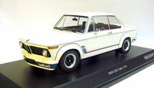 1:18 MINICHAMPS 1973 BMW 2002 turbo white 155026200 NEW & RARE DIECAST MODEL !!