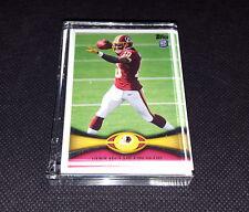 Washington Redskins Robert Griffin RG3 Acrylic Rookie Card Display Paperweight